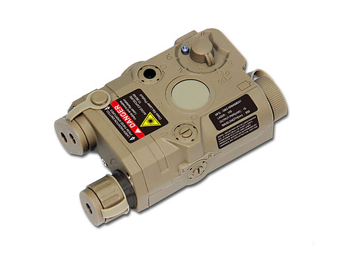 G&G Battery Box With Laser Pointer Tan