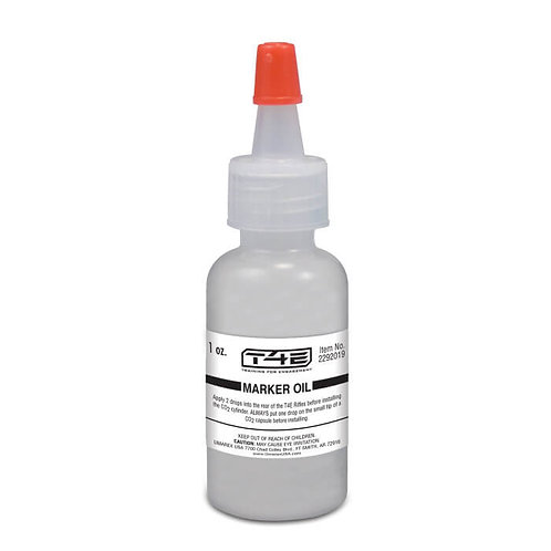 T4E OIL FOR T4E TRAINING MARKER GUNS - 1 OZ
