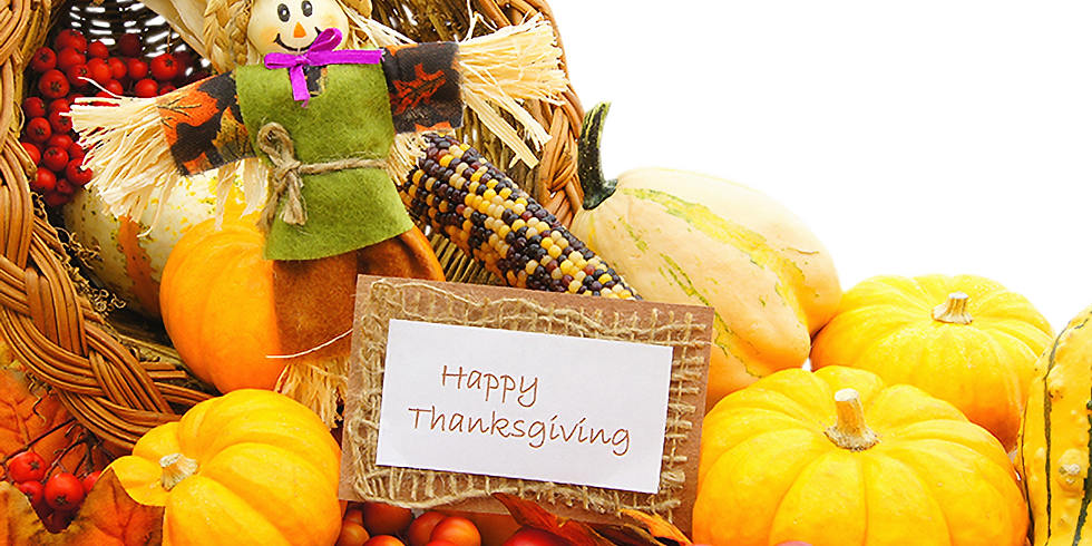 Thanksgiving at the Bistro 2020 2:00 P.M. Seating