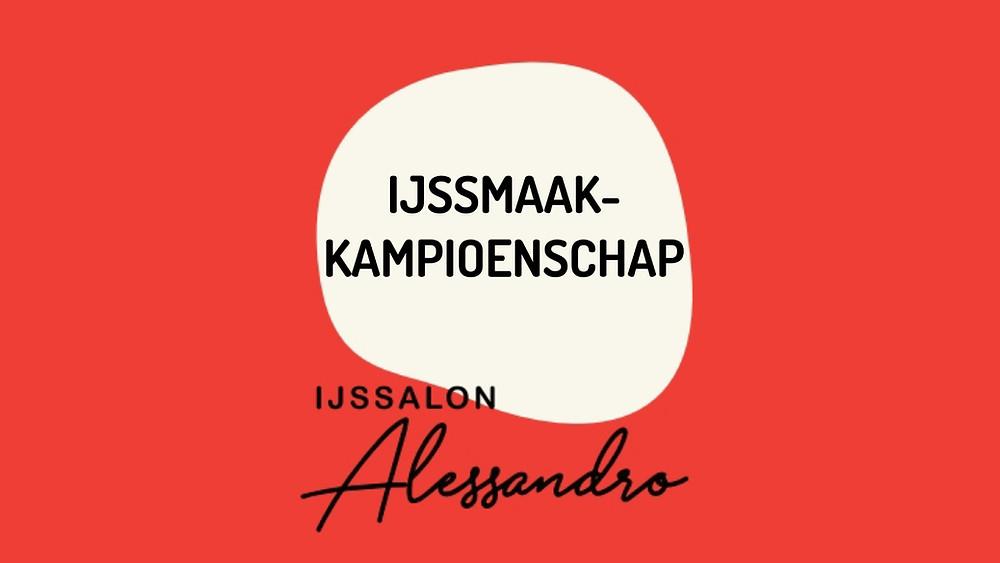 logo ijssalon alessandro tbv ijssmaak-kampioenschap