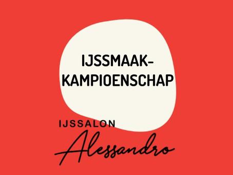 IJSSMAAK- KAMPIOENSCHAP