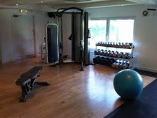 weights room 2