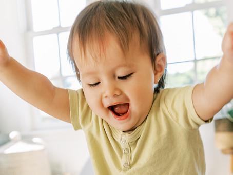 3 Receitas de Comida para Bebê de 1 ano