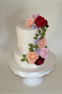 Celia's wedding cake (2)