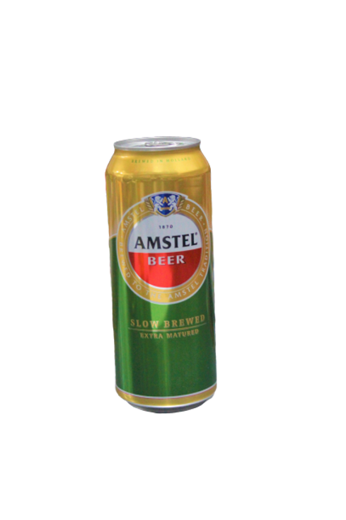 Amstel Can Beer