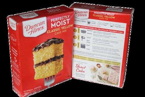 Perfect Moist Classic Yellow Cake Mix
