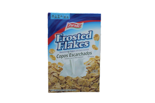 Frosted Flakes Corn Cereal