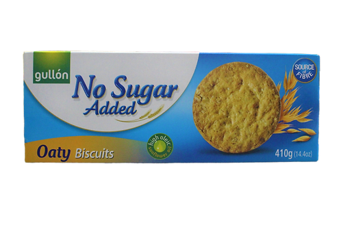 No Sugar Added Oaty Biscuits