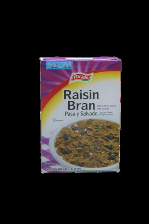 Parade Raisin Bran