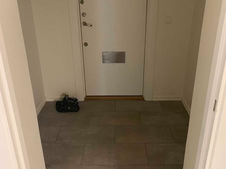 Raketgränd 4A-  Nyligen renoverad lägenhet på botten 3a 86kvm 8 600kr/månad Nyligen renoverad lägenh