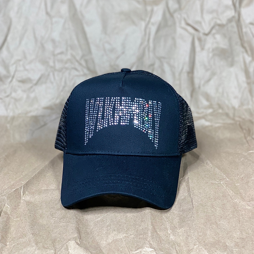 ICED WALK HUMBLY TRUCKER HAT