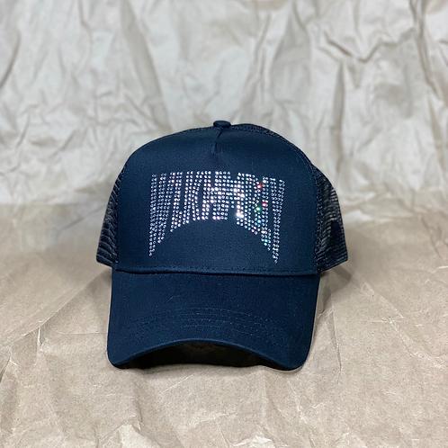 ICED WALK HUMBLY TRUCKER HAT
