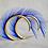 Thumbnail: Créoles plumes et or