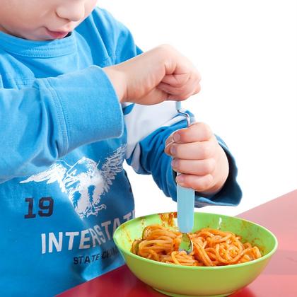 Fourchette à spaghetti