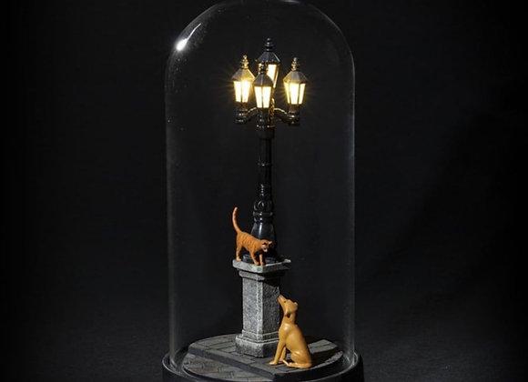 LAMPE CLOCHE SELETTI