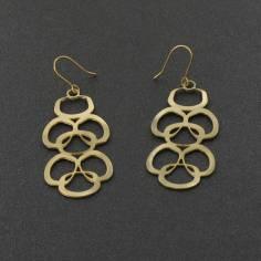 Boucles d'oreilles ART DECO / Earrings