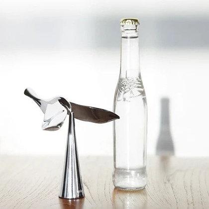 Décapsuleur oiseau équilibriste