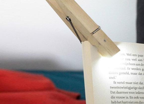 LAMPE PINCE DE LECTURE