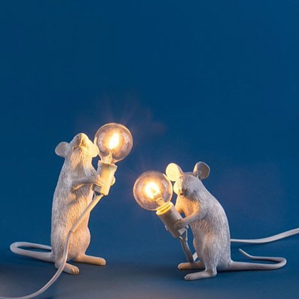 LAMPE SOURIS SELETTI