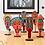 Thumbnail: Masque africain sur socle