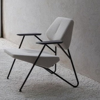 Fauteuil polygone