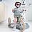 Thumbnail: Draisienne Trybike transformable en tricycle