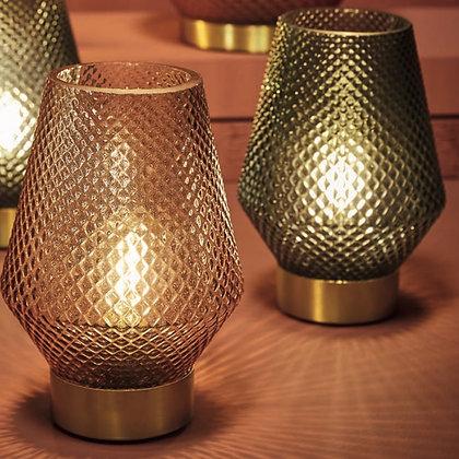 Lampe led à piles