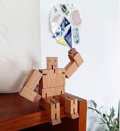 CUBE ROBOT PUZZLE