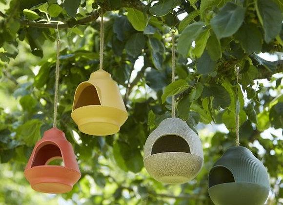 Mangeoire à oiseaux en bambou