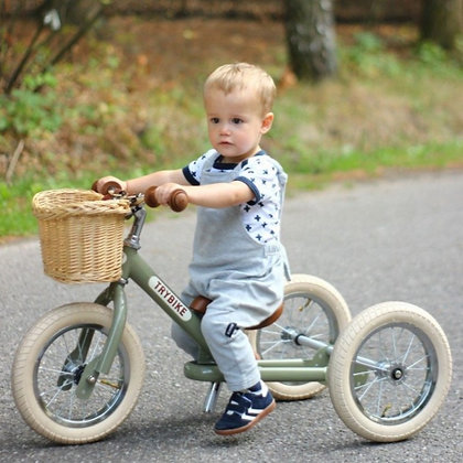 Draisienne Trybike transformable en tricycle