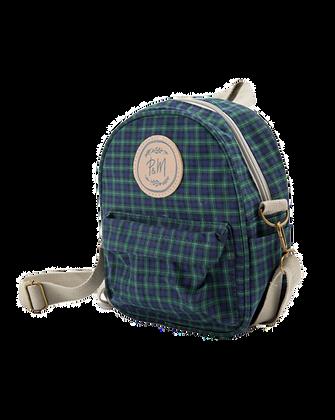 Mini sac écossais