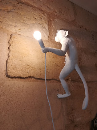 LAMPE SINGE SELETTI