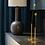 Thumbnail: Vase tige en laiton