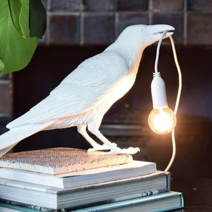 LAMPE INT/EXT OISEAU SELETTI