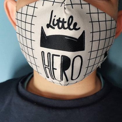 Masque tissus pour enfant
