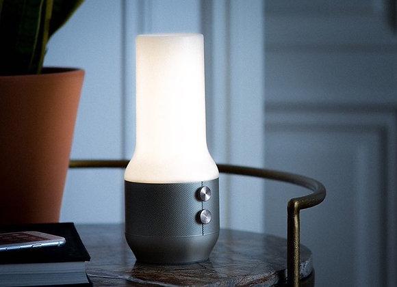 ENCEINTE ET LAMPE D'EXTERIEUR