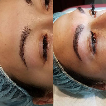 Little fuller and a sexy arch! #eyebrowm