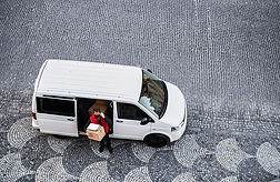 aerial-view-of-delivery-man-courier-with