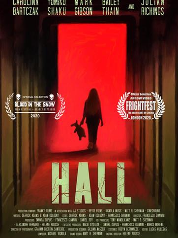 Hall_Poster RED_Laurels.jpg