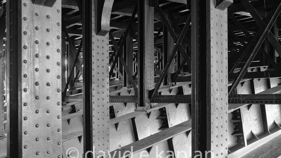 Under The Alexander Bridge