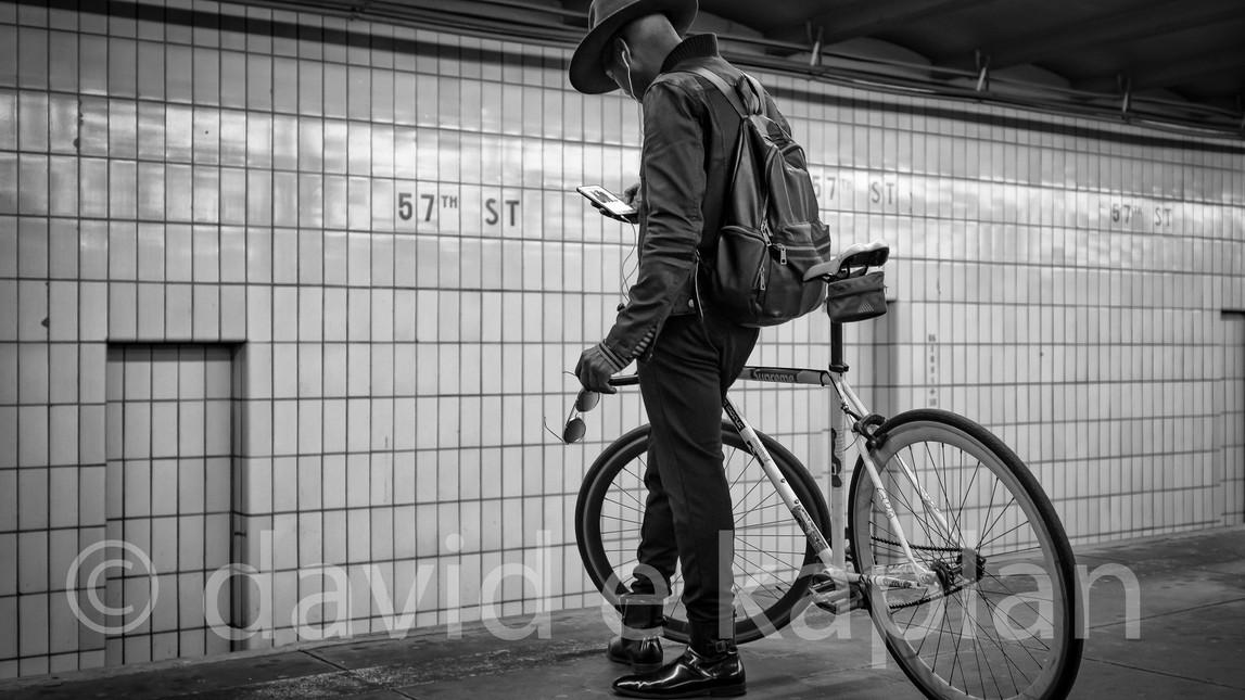 Between Rides