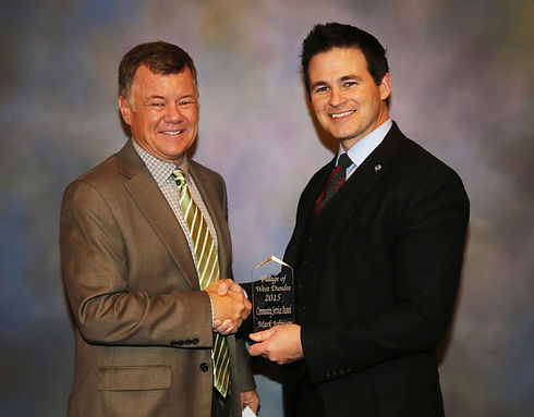 West Dundee - Community Service Award -
