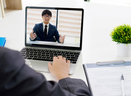 Video Interviews - The do's and don'ts