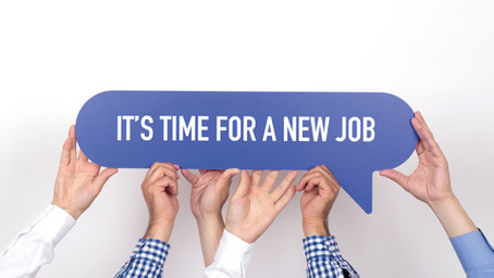 Has it been a while since you last looked for a new job?