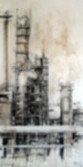 Dessin. Factory n°1. Hyane