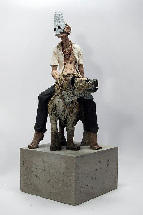 Hyena Ride