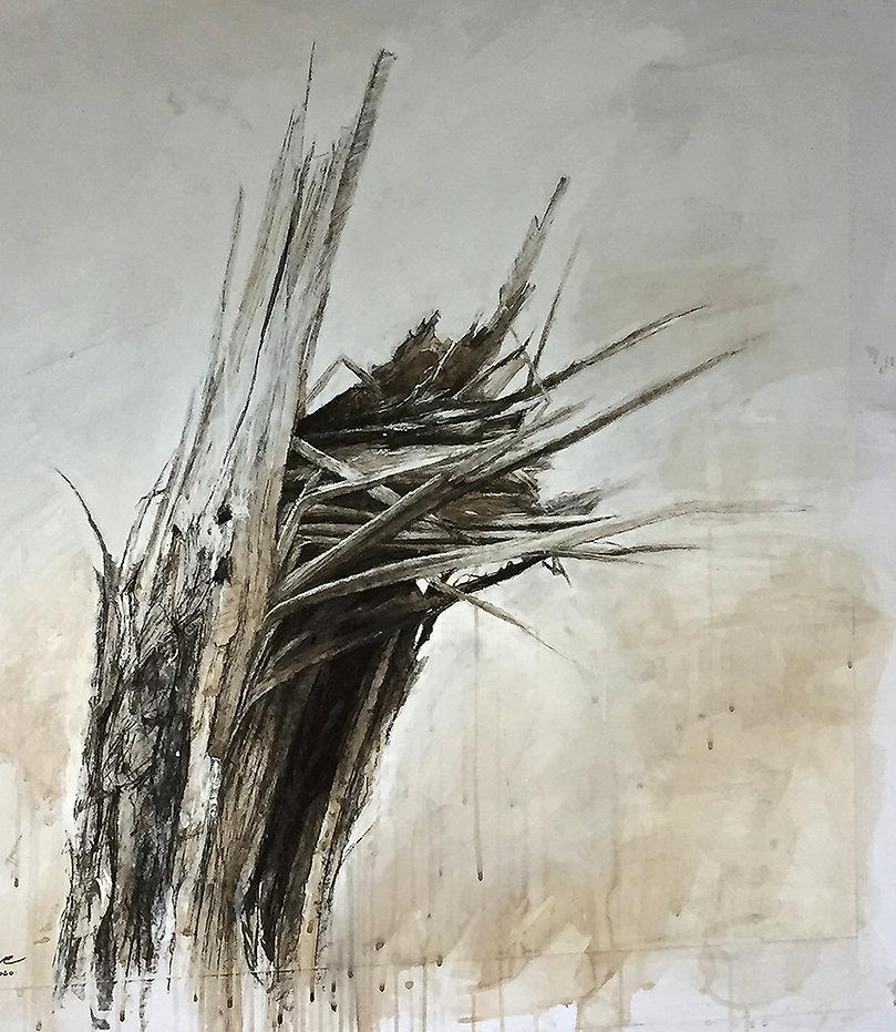 Branche brisée n°3. Hyane. 2020.