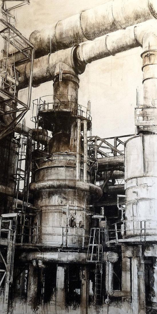 Dessin.Hyane. Factory n°3