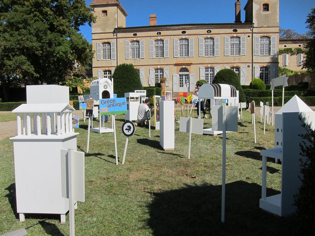 Le Mini Musée. 2014.