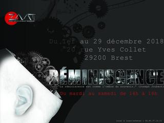 Décembre 2018 - Exposition ZAAT  - Brest